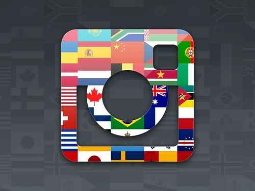 Instagram-Languages